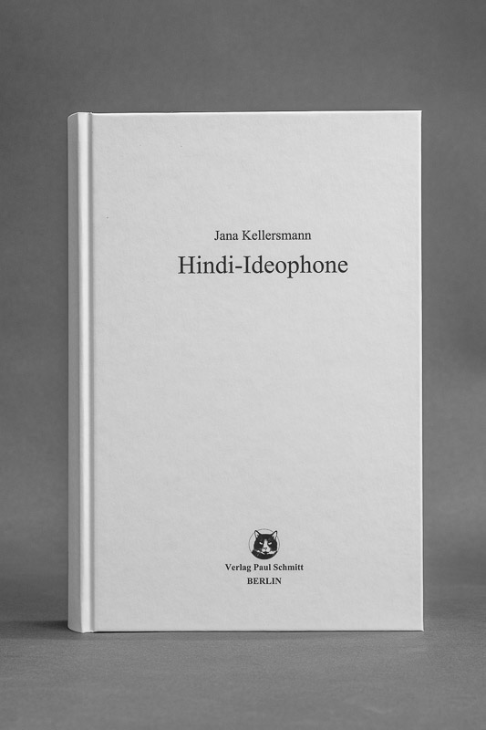Buch Jana Kellersmann: Hindi-Ideophone