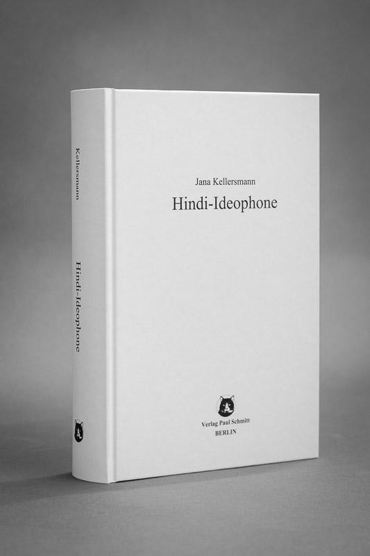 Buch Jana Kellersmann: Hindi-Ideophone